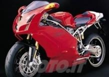 Ducati presenta la 999R