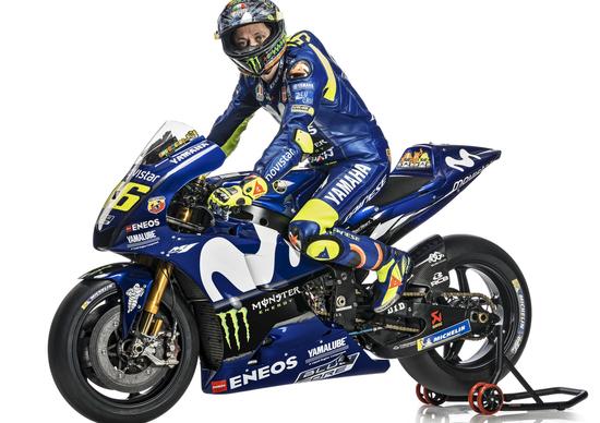 """MotoGP. Rossi: """"Mi piacerebbe continuare, faccio i test e poi deciderò"""""""