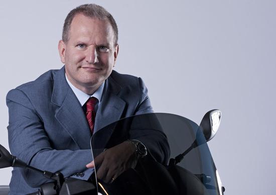 Enrico Pellegrino è il nuovo direttore commerciale mondo di Peugeot Motocycles