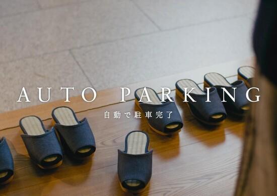 Si parcheggiano da sole