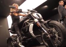 Ducati XDiavel, il video