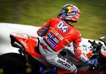 """MotoGP. Dovizioso: """"Piacevolmente sorpreso"""". Lorenzo: """"Vado a letto sereno"""""""