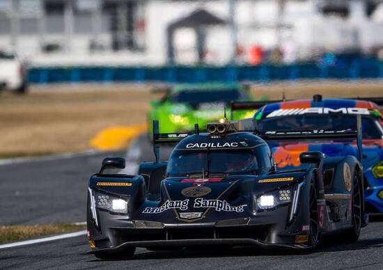 24 Ore di Daytona 2018: vince Cadillac. Alonso fuori dalla top 20