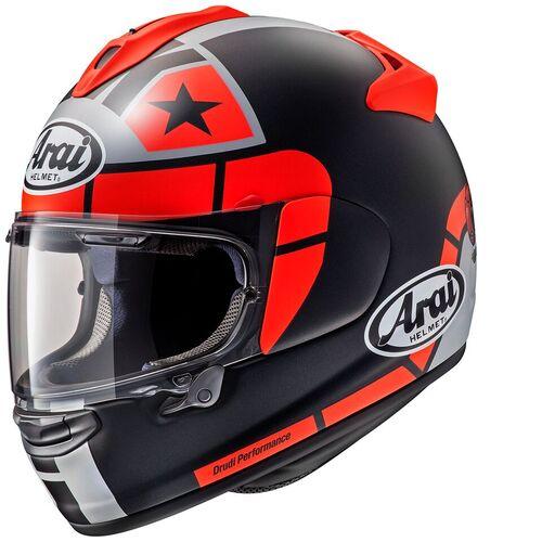 Arai Chaser-X: nuova grafica Maverick GP