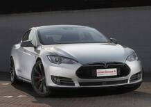Tuning Tesla S: ecco il kit con sound da cattiva V6 o V8 [Video]
