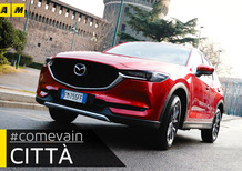 Mazda CX-5, Come va in... Città [video]
