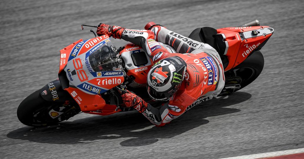"""MotoGP 2018. Lorenzo: """"La moto è un capolavoro"""". Dovizioso: """"Non poteva andare meglio"""""""