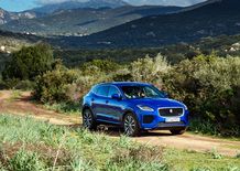 Jaguar E-Pace, la piccola F-Pace tra BMW X2 ed Audi Q5 [Video]