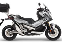 Honda X-ADV 750 Travel Edition (2018 - 19)