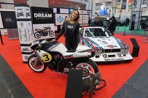 Automotoretrò 2018: iniziata a Torino la festa dell'Epoca e del Vintage