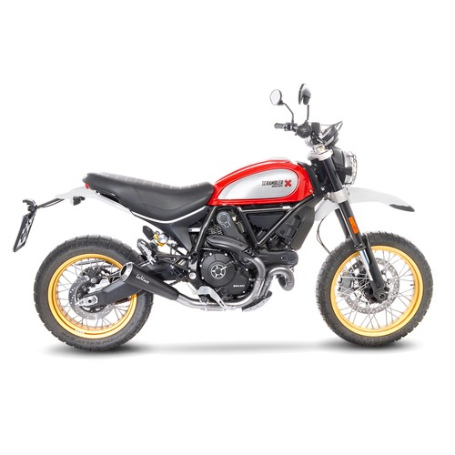 LeoVince per la Ducati Scrambler Desert Sled (2)