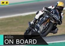 Yamaha YZF-R1 2018 kit: un giro onboard a Portimão!