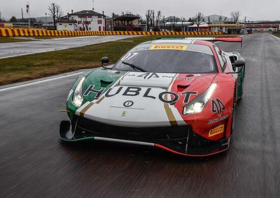 Squadra Corse Garage Italia Americas: nasce il team di Lapo Elkann