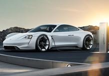 Porsche: investimento da 6 miliardi di euro nell'elettrico