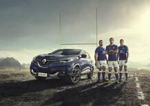 Renault ancora sponsor della Nazionale Rugby