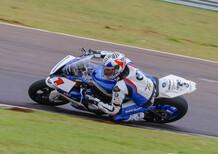 Matthieu Lussiana si aggiudica il BMW Motorrad Race Trophy 2015