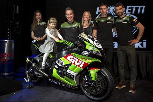 SBK. Presentato il team Kawasaki Puccetti Racing 2018 (3)