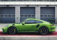 Porsche 911 GT3 RS, 2018: eccola in veste definitiva