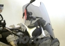 Plexiglass BMW F650 e 800GS