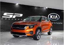 Kia presenta la SP concept