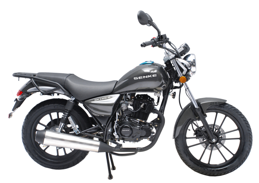 Senke SK 125 Custom (2017 - 18), prezzo e scheda tecnica