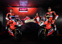 SBK. Presentato il team Aruba.it Racing Ducati 2018