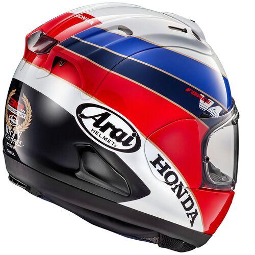 Arai RX-7V Edizione Limitata Honda RC30 (2)