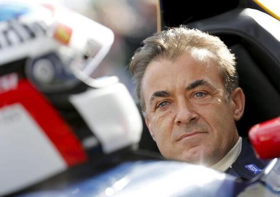 Jean Alesi e il bello della F1 anni Novanta