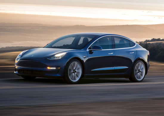 Tesla, Model 3: Nevada attende Germania