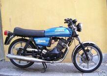 Morini Bicilindrica 250