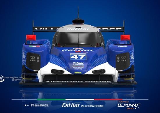 Villorba Corse alla 24h di Le Mans 2018