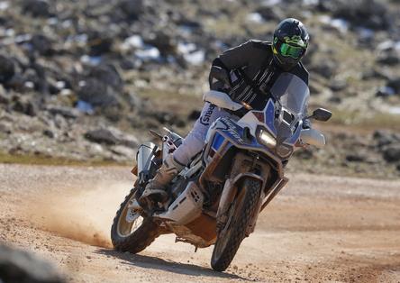 Honda Africa Twin Adventure Sports 2018 TEST OFFROAD 2a Parte