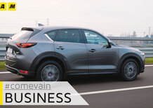 Mazda CX-5, Come va in... Business [Video]