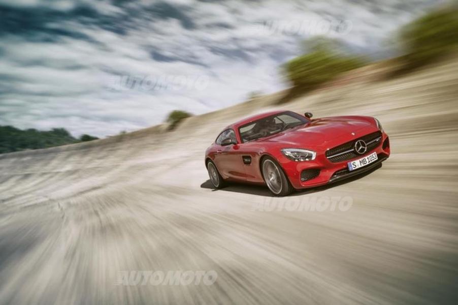 Mercedes-Benz AMG GT (2014->>) (2)