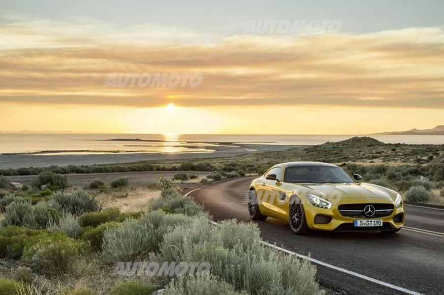 Mercedes-Benz AMG GT (2014->>) (5)