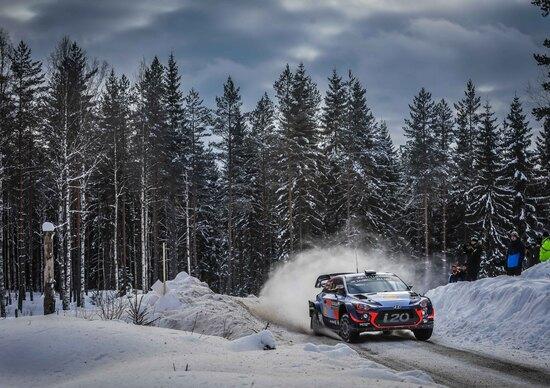 WRC18 Svezia. Oltre Neuville, Che Bel Risultato!