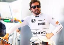 Alonso, nel 2018 l'impresa in F1 e WEC con McLaren e Toyota