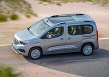 Opel Combo Life, il nuovo multispazio dell'era PSA