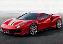 Ferrari 488 Pista: le prime foto svelano la novità di Ginevra 2018