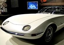 Matita d'Oro 2018: i car designers del mito