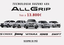 Suzuki gamma 4x4 in offerta da 13800 €