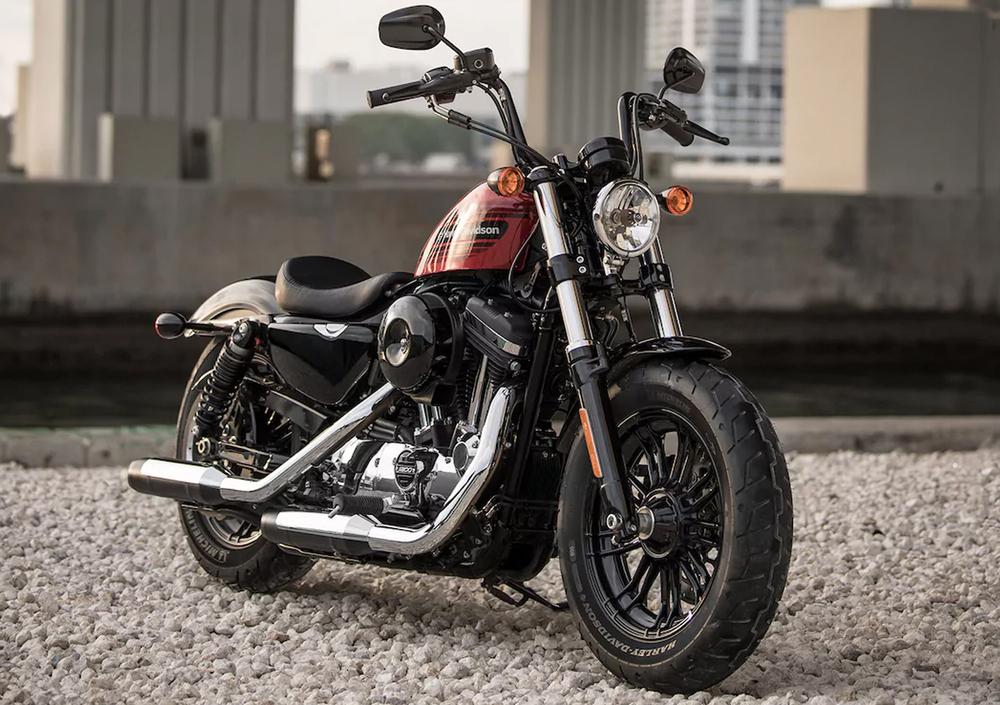 Harley Davidson: Harley-Davidson 1200 Forty-Eight Special (2018