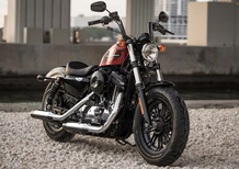 Harley-Davidson Forty-Eight 1200 Special (2018)