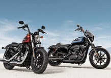 Harley-Davidson Sportster Iron 1200 e Forty-Eight Special 2018