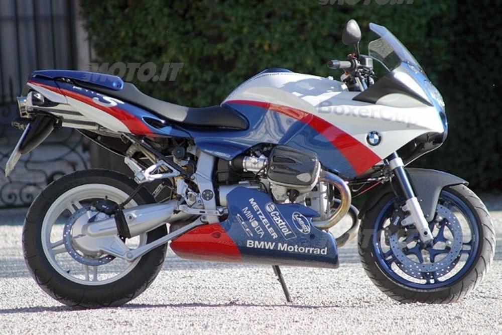 Prova Bmw R 1100 S Prove Moto It