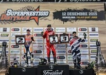 Superprestigio 2015, Baker batte Marquez