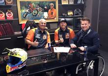 MXGP: Tony Cairoli rinnova con KTM fino al 2020