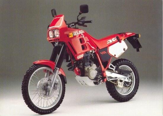Gilera RC600
