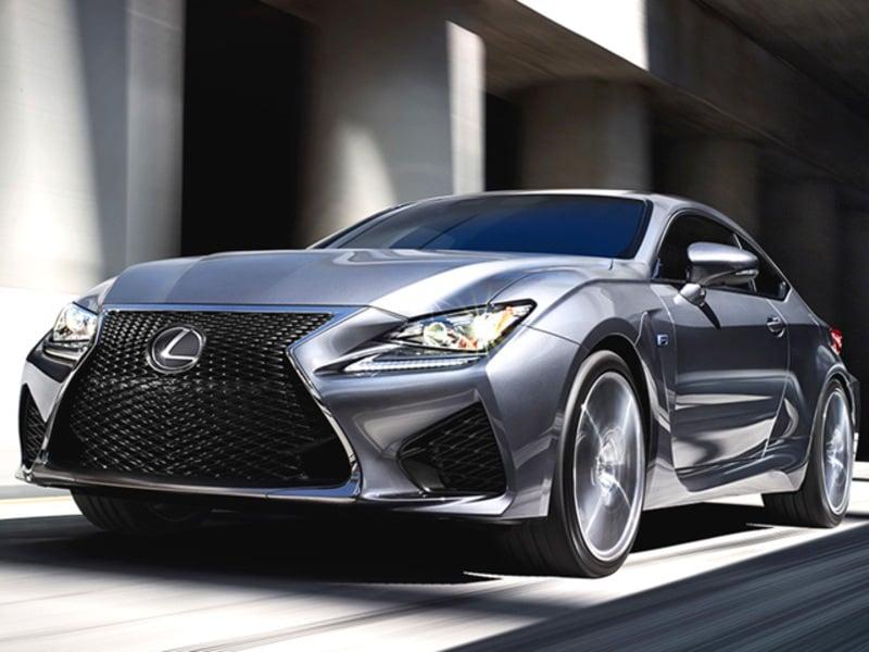lexus rc hybrid f sport (11/2015): prezzo e scheda tecnica
