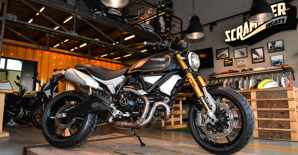 Ducati Scrambler 1100, come nasce?
